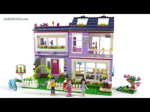 """Конструктор LEGO Friends41095 """"Дом Эммы"""""""