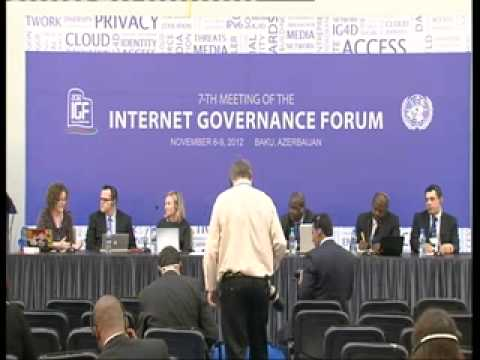 Internet Governance in a sustainable world