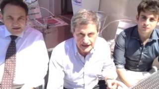 #VIDEOSUD 11: a Bari un'attività commerciale da un bene sequestrato dalla mafia
