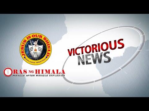 VICTORIOUS NEWS:THE CHURCH THREATENS SATAN