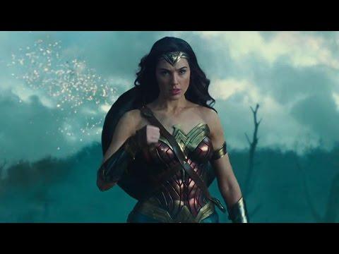 Wonder Woman (2017) Official Trailer