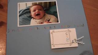 Scrapbooking Ideas YouTube video