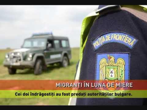 Doi migranți libanezi, prinși la graniță