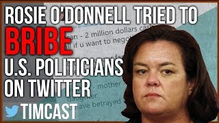 Video ROSIE O'DONNELL ATTEMPTED TO BRIBE U.S. POLITICIANS WITH 2 MILLION IN CASH MP3, 3GP, MP4, WEBM, AVI, FLV Maret 2018