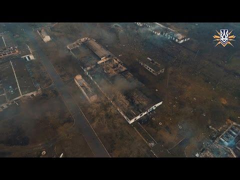 Появилось видео последствий взрывов на складах в Балаклее