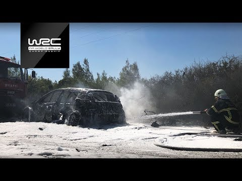 WRC - Rally Turquía/Highlights