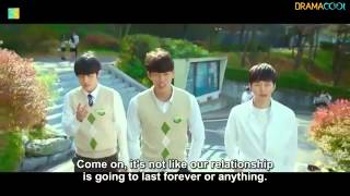 TWENTY {Korean Movie} School Scene