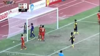 Sea Game: U23 Việt Nam 1-2 U23 Malaysia