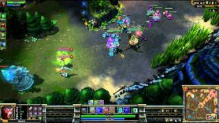 (HD030) AAA vs SK - part 1 - League of legends replays [FR]
