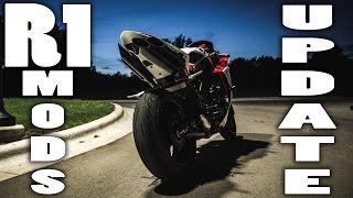 8. 2009 Yamaha R1 Mods UPDATE!