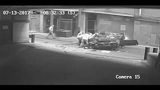 Video Car Falls From Austin Parking Garage - FULL MP3, 3GP, MP4, WEBM, AVI, FLV Oktober 2017