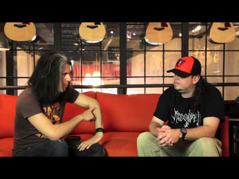 Alex Skolnick Interview at The Music Zoo