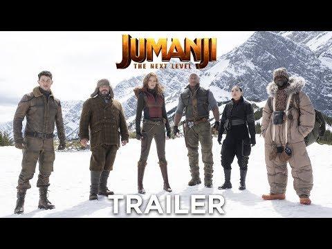 JUMANJI: THE NEXT LEVEL - Trailer 2