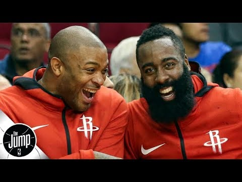 Video: The Rockets are done with trades and are 'rolling with this group' - Ramona Shelburne | The Jump