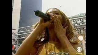 Beyoncé - Be With You (Live @ Early Show 09.07.03)