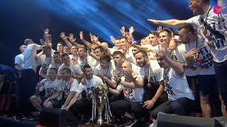 Mostar slavi petu titulu prvaka BiH