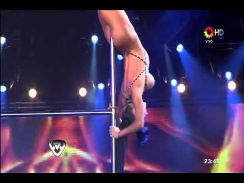 【影片】看了會睡不著的鋼管脫衣舞(18禁)