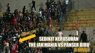 Video Kerusuhan Antara The Jak Mania vs Panser Biru | Persija 1 vs 0 PSIS MP3, 3GP, MP4, WEBM, AVI, FLV September 2018