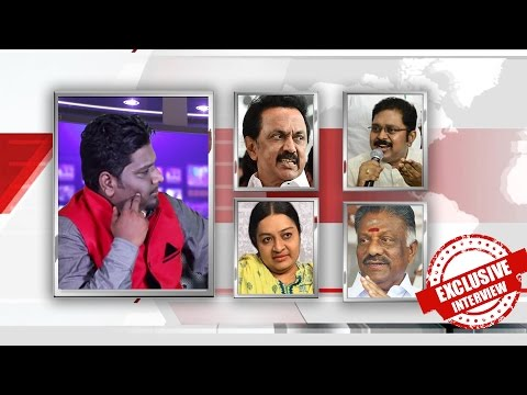Interview with OPS, Stalin, TTV & Deepa   Smile Settai Exclusive   The Beep Show #14   RJ Vignesh
