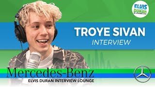 Video Troye Sivan on Writing With His Best Friends, and Learning From Mistakes   Elvis Duran Show MP3, 3GP, MP4, WEBM, AVI, FLV Juli 2018