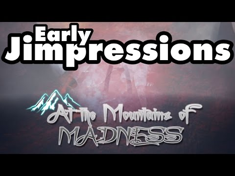 At The Mountains Of Madness - Literally Painful Viewing, I'm Sorry