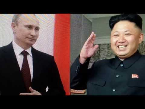 kim - Whaaaaaaaaaaaaaaat? Are You Serious? Vladimir Putin the President of Russia has just invited Kim Jong Un the dictator of North Korea to Moscow? http://www.paulbegleyprophecy.com also ...