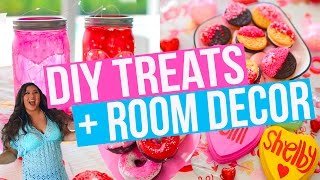 DIY Room Decor, Treats + Outfit Ideas For Valentine's Day!! by MissRemiAshten