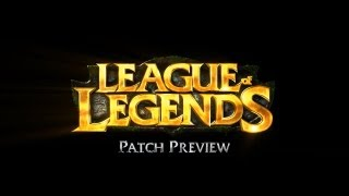 Mid-July Patch Preview | League of Legends