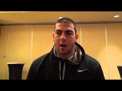 Eric Fisher Interview 1/23/2013 video.