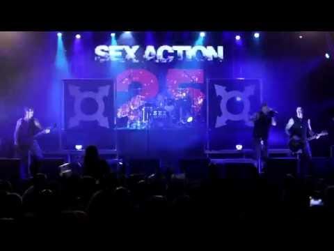 Sex Action - Ne játssz velem - 25 - Jubileumi koncert - 2015 (Full-HD)