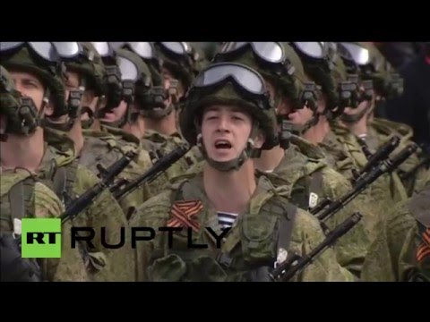 Vladivostok marks Victory Day celebrations with military parade