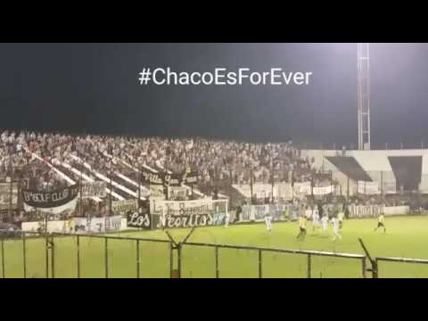 Hinchada Chaco For Ever vs Sportivo Patria - Los Negritos - Chaco For Ever