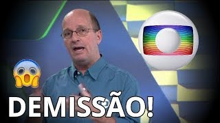 Notícias dos famosos - MAIS UM JORNALISTA se Afasta da Rede Globo, Saiba mais!