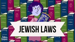 Where Do Jewish Laws Come From?