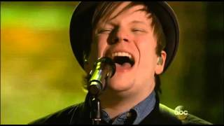 Video Fall Out Boy - I Wanna Be Like You (Disneyland's 60th Anniversary TV Special) MP3, 3GP, MP4, WEBM, AVI, FLV April 2018