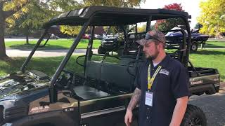 9. 2019 Kawasaki Mule Pro-FXT EPS LE Demonstration and Walkaround