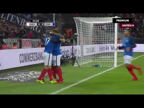 GERMANY VS FRANCE 2-2 ALL GOALS HIGHLIGHTS 14/11/2017 HD