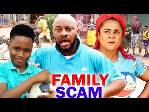 FAMILY SCAM COMPLETE SEASON 1&2 (New Movie -Yul Edochie 2020 Latest Nigerian Nollywood Movie Full HD