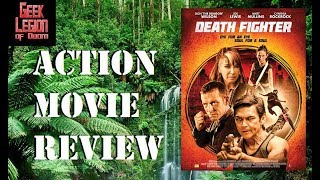 Nonton DEATH FIGHTER ( 2017 Don 'The Dragon' Wilson ) aka WHITE TIGER Action Movie Review Film Subtitle Indonesia Streaming Movie Download