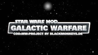 Star Wars Mod: Galactic Warfare v1.0 Release Trailer