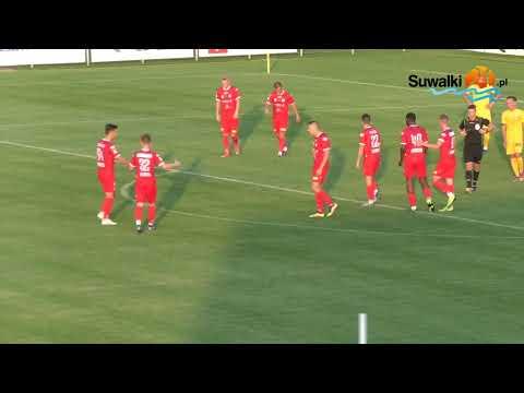 Wigry Suwałki – FK Palanga 2:0. Cieszy zwycięstwo, ale gra jeszcze nie taka