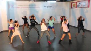 Blue Pani Pani Choreography (Yo Yo Honey Singh) : Piah Dance Company