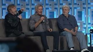 Video 40 Years of Star Wars Panel Full - Star Wars Celebration 2017 Orlando MP3, 3GP, MP4, WEBM, AVI, FLV Desember 2017