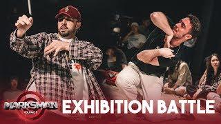 J Smooth vs Inox – Marksman vol.3 Exhibition Battle