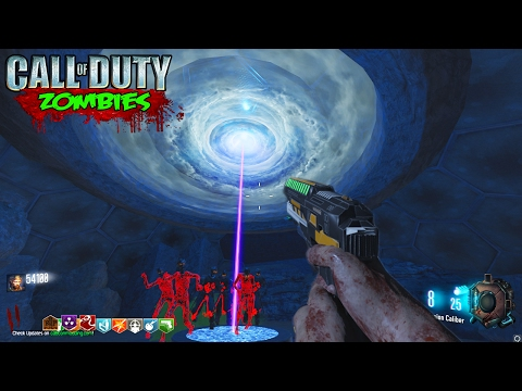 AGARTHA'S SALVATION EASTER EGG! - BLACK OPS 3 CUSTOM ZOMBIES GAMEPLAY MOD! (BO3 Zombies)