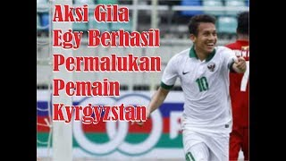 Download Video Skill Dewa Egy Maulana Vikri Kolongi (Nutmeg) Pemain Kyrgyzstan! MP3 3GP MP4