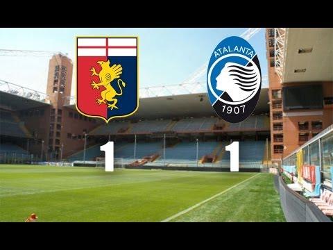 [HD] Genoa-Atalanta 1-1 Highlights Serie A G.33