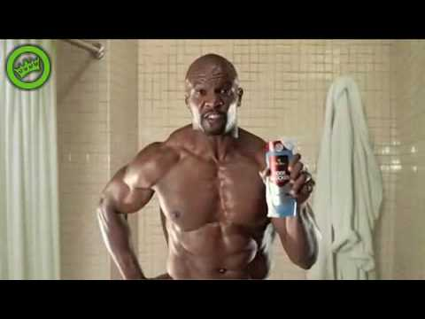 Terry Crews Old Spice Commercial Supercut