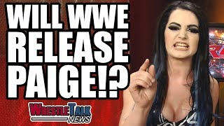 Rey Mysterio WWE return update, will WWE release Paige and more in this WrestleTalk News July 2017...Subscribe to WrestleTalk for daily WWE and wrestling news! https://goo.gl/WfYA12Support WrestleTalk on Patreon here! http://goo.gl/2yuJpoRey Mysterio entertaining offers from WWE, GFW, via Sports Illustrated - https://www.si.com/extra-mustard/2017/07/17/rey-mysterio-wwe-gfw-free-agentRey Mysterio with GFW's Konnan and WWE's R-Truth, via Twitter - https://twitter.com/Konnan5150/status/887221298065231872Karen Jarrett posts photo with Rey Mysterio, via Instagram - https://www.instagram.com/p/BWtToiaDEDX/Rey Mysterio negotiating with GFW, via PWInsider - http://www.pwinsider.com/article/111012/big-name-in-nashville-for-gfw-talks.html?p=1Alberto El Patron & Paige airport incident, via Wrestling Inc - http://www.wrestlinginc.com/wi/news/2017/0710/627976/more-on-alberto-el-patron-domestic-violence-incident-at-airport/Alberto El Patron / Alberto Del Rio suspended by GFW, via WrestleZone - http://www.wrestlezone.com/news/863023-update-on-alberto-el-patrons-suspension-and-impact-live-status-sasha-banks-hangs-out-at-melbourne-zoo-kurt-angle-wwe-dvd-intro-videosPaige may be charged for domestic battery, via Pro Wrestling Sheet - http://www.prowrestlingsheet.com/paige-police-suggest-charged-airport/#.WXCNa9Pyu8rWWE's domestic violence policy, via Ryan Satin on Twitter - https://twitter.com/ryansatin/status/887764645510959104Subscribe to the WrestleTalk Podcast Network on iTunes: https://goo.gl/783yg4Catch us on Facebook at: http://www.facebook.com/WrestleTalkTVFollow us on Twitter at: http://www.twitter.com/WrestleTalk_TV