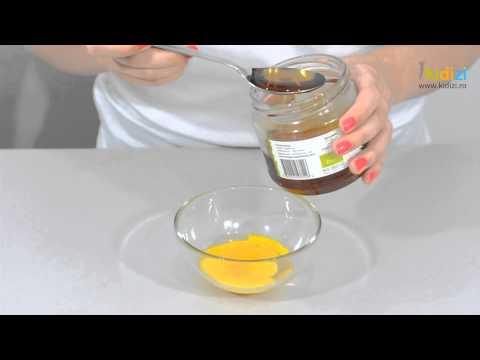 Crema de vanilie cu afine